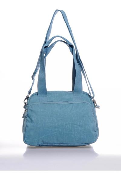 Smart Bags SMB1116-0050 Buz Mavisi Kadın Çapraz Çanta