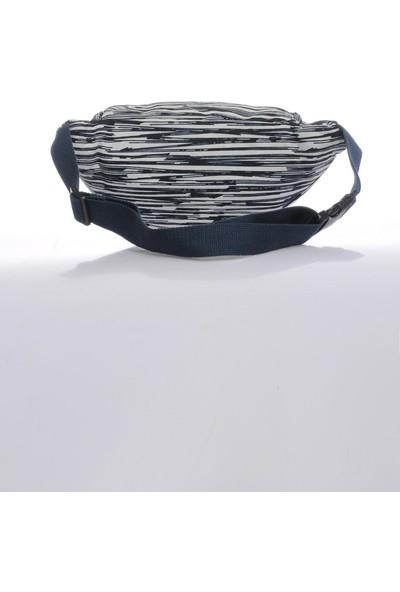 Smart Bags SMB3030-0126 Bej/laci Kadın Bel Çantası