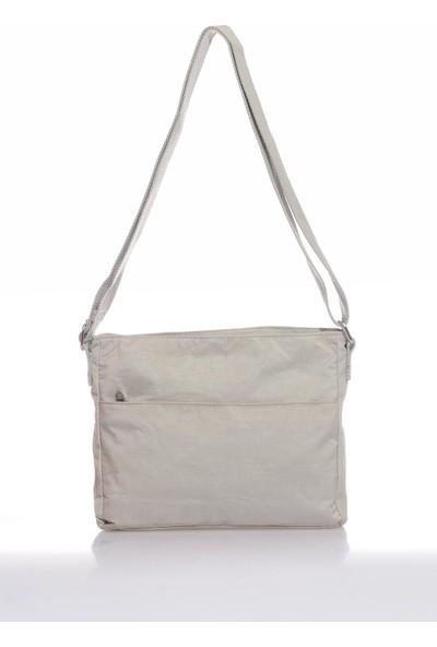 Smart Bags SMB3055-0083 Ice Gri Kadın Çapraz Çanta