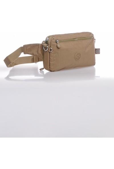 Smart Bags SMB3062-0007 A.kahverengi Kadın Bel ve Çapraz Çanta