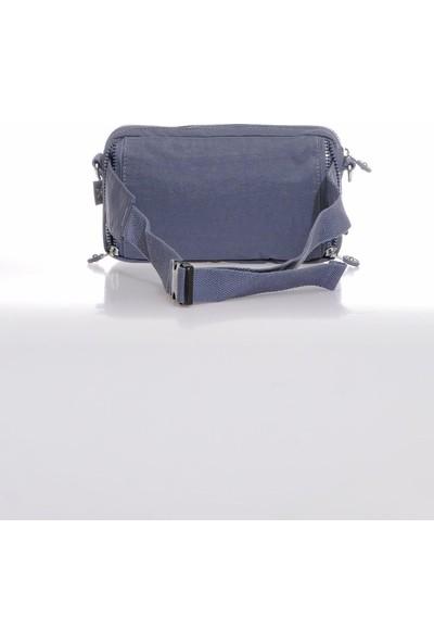 Smart Bags SMB3062-0089 Füme Kadın Bel ve Çapraz Çanta