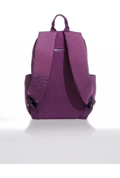 Smart Bags SMB3068-0027 Mor Kadın Sırt Çantası