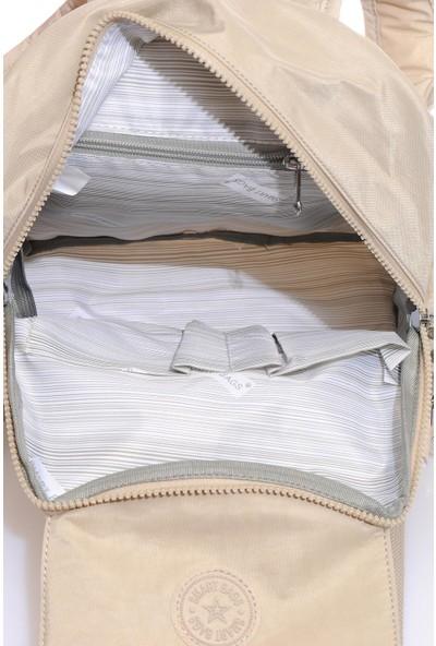 Smart Bags SMB3077-0003 Bej Kadın Sırt Çantası