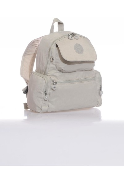 Smart Bags SMB3077-0083 Ice Gri Kadın Sırt Çantası