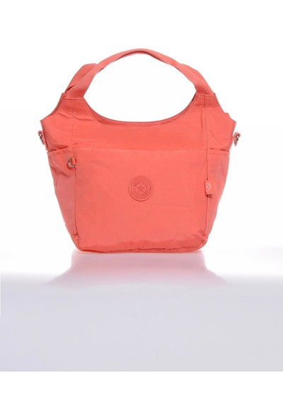 Smart Bags SMB3079-0073 Somon Kadın Omuz Çantası