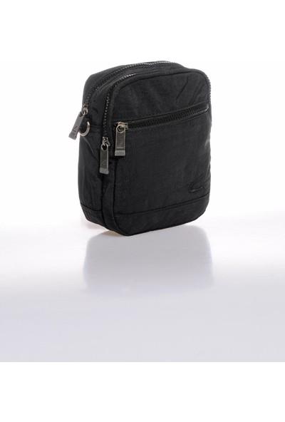 CTV8602-0001 Siyah Erkek Çapraz Çanta