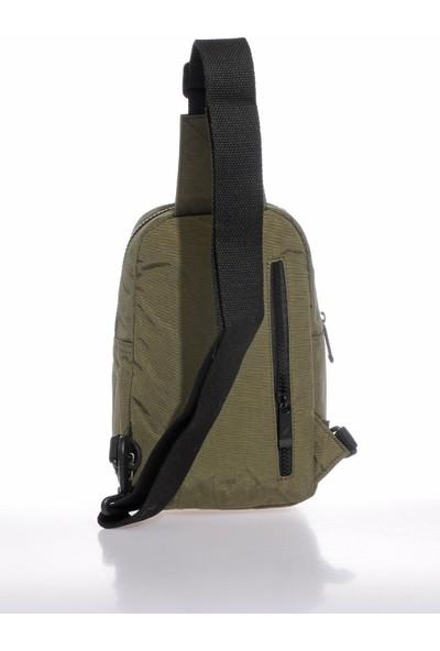 CTV8607-0029 Koyu Yeşil Erkek Body Bag