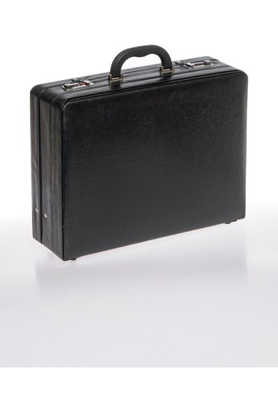 Müge Plus MPBOND1003 Siyah Erkek Evrak Çantası