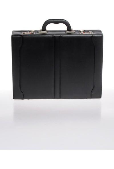 Müge Plus MPBOND2000 Siyah Erkek Evrak Çantası