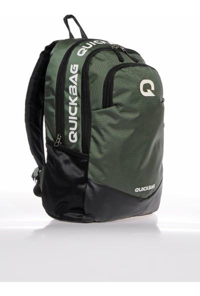 Quıckbag Q3037 Haki Unisex Sırt Çantası