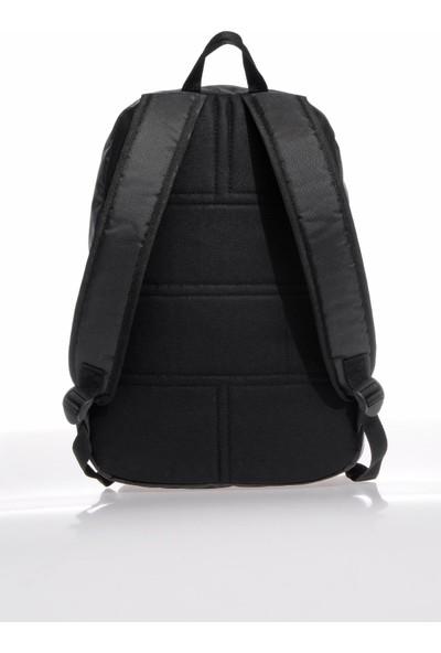 Quıckbag Q3039 Siyah Unisex Sırt Çantası