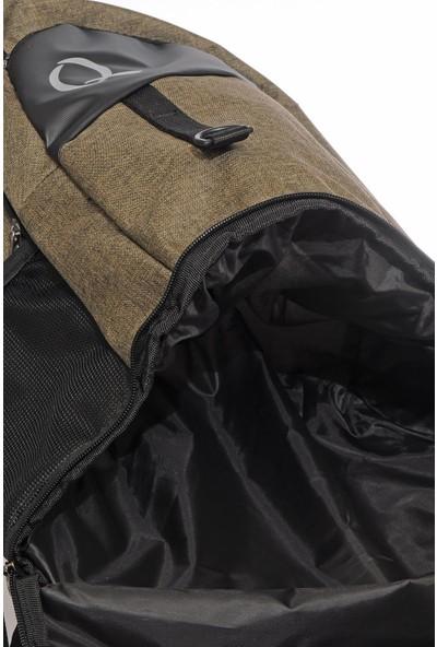 Quıckbag Q3045 Kahverengi Unisex Sırt Çantası