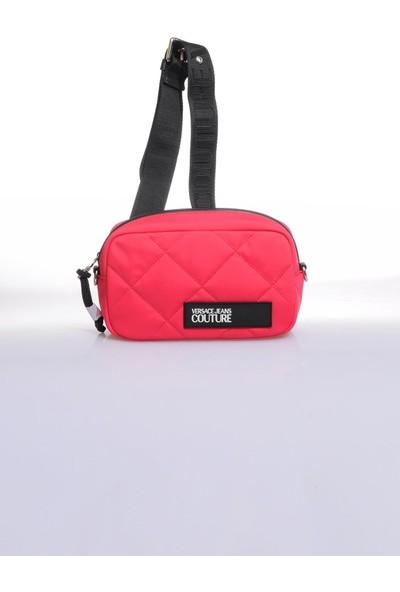 Versace J. Couture E1 Vzbbl4 Pembe Kadın Bel Çantası