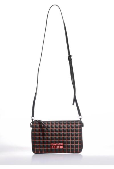 Versace J. Couture Vzabqx Siyah Renkli Kadın Omuz Çantası