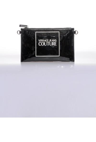 Versace J. Couture E1 Vzabhx Siyah Kadın Omuz Çantası