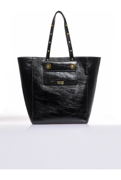 Versace J. Couture E1 Vzbbk5 Siyah Kadın Omuz Çantası