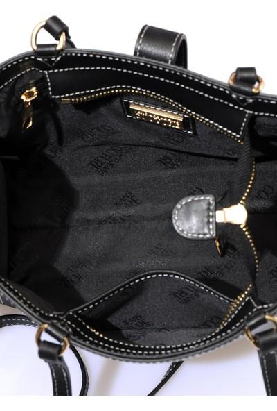 Versace J. Couture E1 Vzbbn7 Siyah Kadın Omuz Çantası
