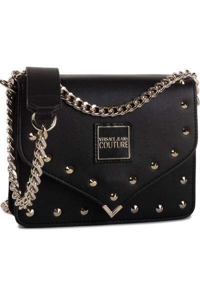 Versace J.couture E1VVBBE1 Siyah Kadın Çanta