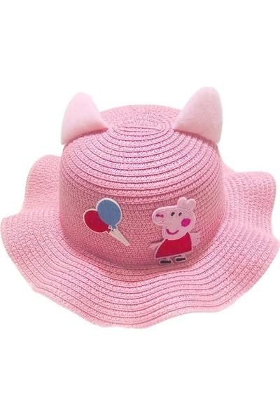 Schulzz Peppa Pig Çocuk Şapkası