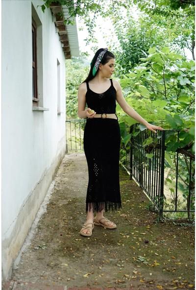 SpringStore Triko Elbise