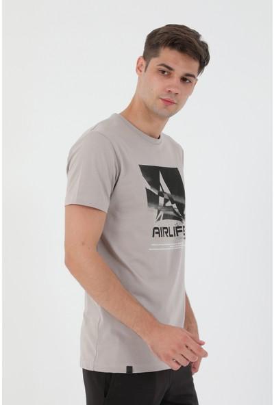 Airlife Erkek Pamuklu T-Shirt