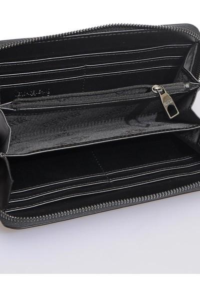 Versace J. Couture E3 Vzbpo1 Siyah Kadın Cüzdan