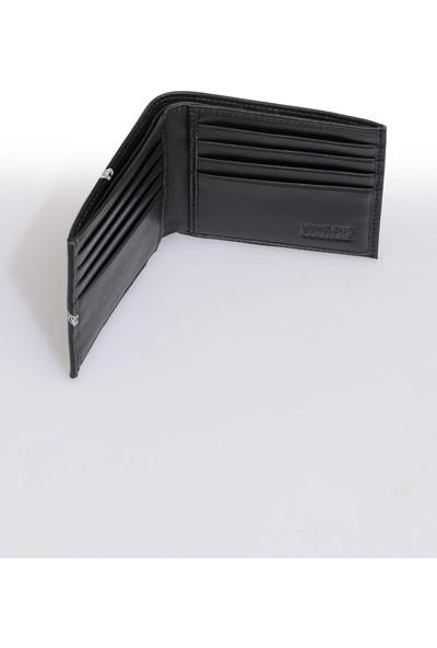Versace J. Couture E3 Yzapa2 Siyah Erkek Cüzdan