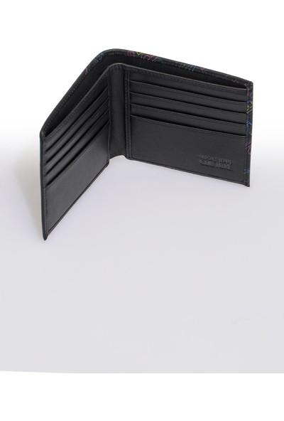 Versace J. Couture E3 Yzbpd3 Siyah Yazılı Erkek Kartlık