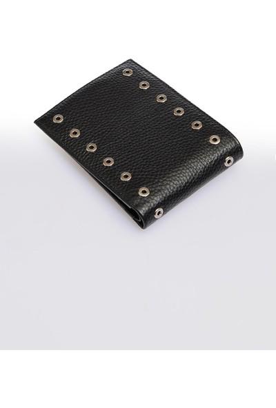 Versace J.Couture E3 Vzapb1 Siyah Kadın Cüzdan