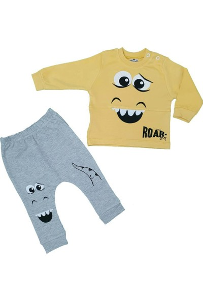 Hoppala Baby Erkek Bebek Modelli İkili Takım