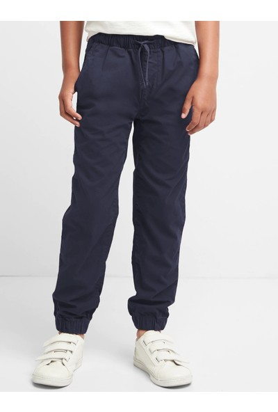 Gap Kanvas Jogger Pantolon