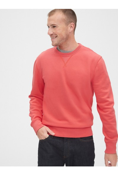 Gap Vintage Yuvarlak Yaka Sweatshirt