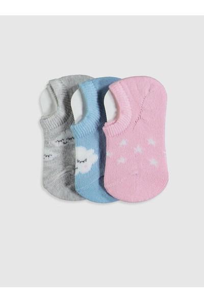 LC Waikiki Kız Bebek Patik Çorap