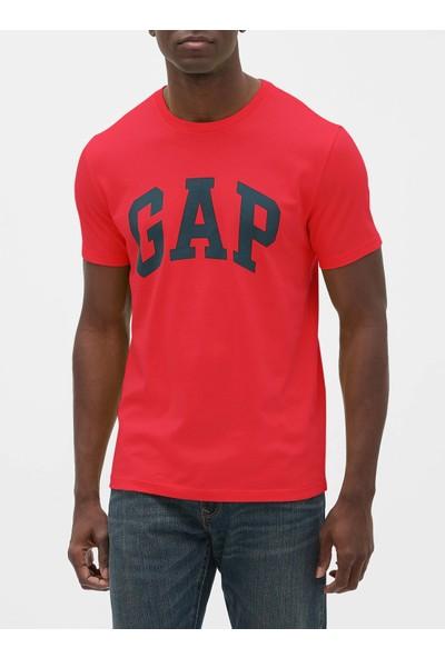 Gap Erkek Logo Kısa Kollu T-Shirt