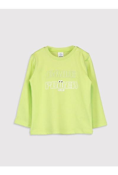 LC Waikiki Erkek Bebek T-Shirt