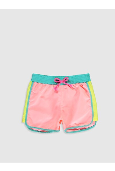 LC Waikiki Kız Çocuk Yüzme Şort