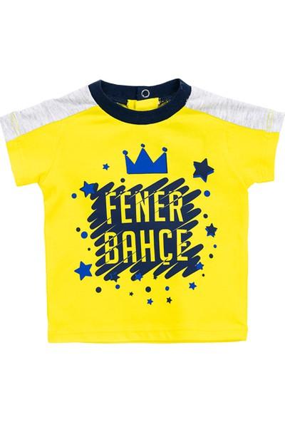 Fenerium Fenerbahçe Şerit T-Shirt