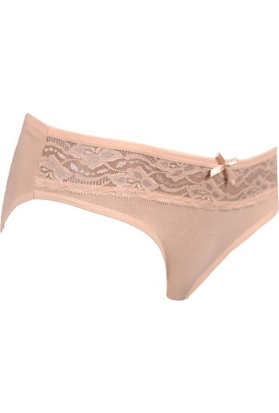 Akala (12 Adet) Dantelli Kadın Bikini Külot 104