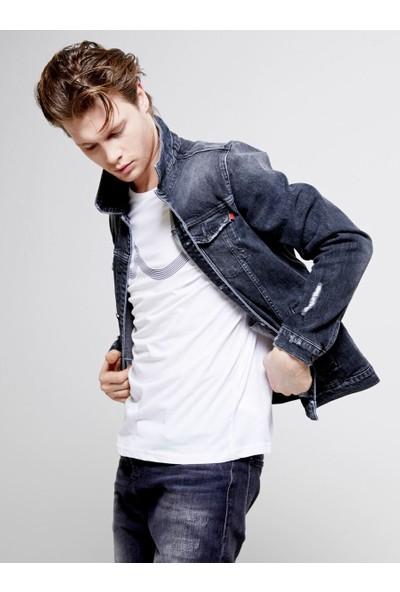 LTB Santino Y Bolton Wash Erkek Jeans Ceket