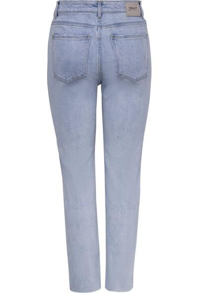 Only Onlemıly Hw St Crop Ank Dnm Kadın Kot Pantolon