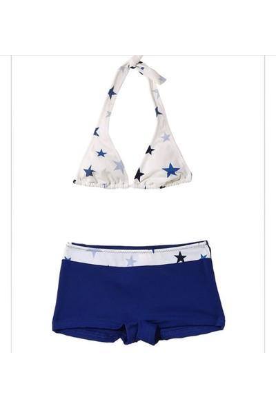 Viva Playa Yıldızlı Şortlu Bikini