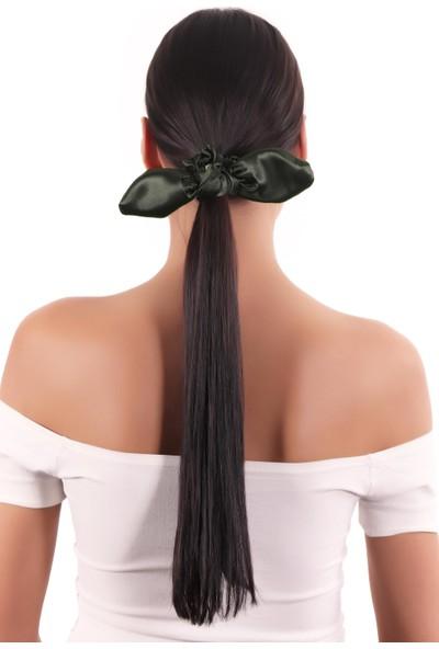 Labalaba Hahai Kadın Fiyonk Model Scrunchie Toka