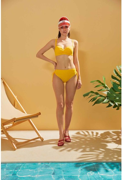 Sunlife Kaplı ve Ayarlı Bikini