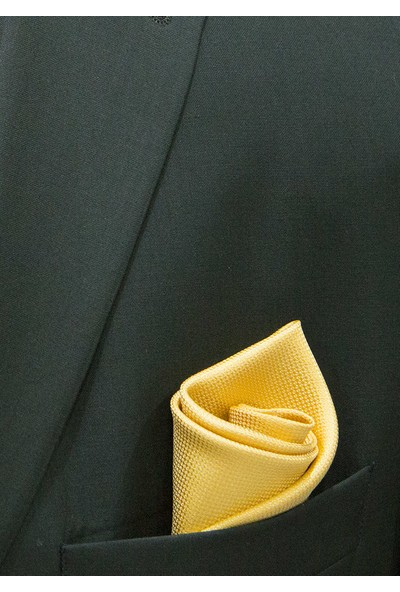 Middleist Klasik Takım Elbise Koyu Yeşil 46