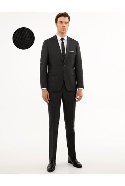 Pierre Cardin Gri Slim Fit Takım Elbise 50229848-VR058