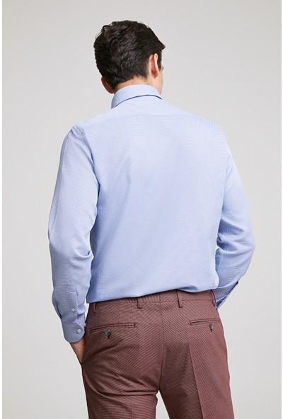 D's Damat Slim Fit Erkek Gömlek
