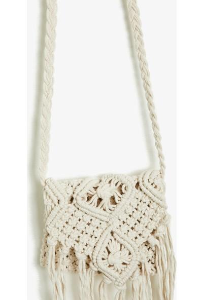 Koton Kadın El Emeği Çanta