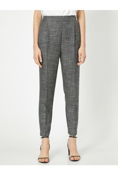 Koton Kadın Normal Bel Cep Detaylı Pantolon