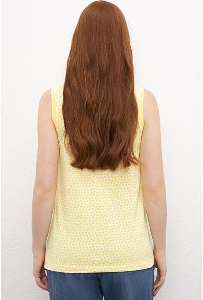 U.S. Polo Assn. Kadın T-Shirt 50222274-VR044