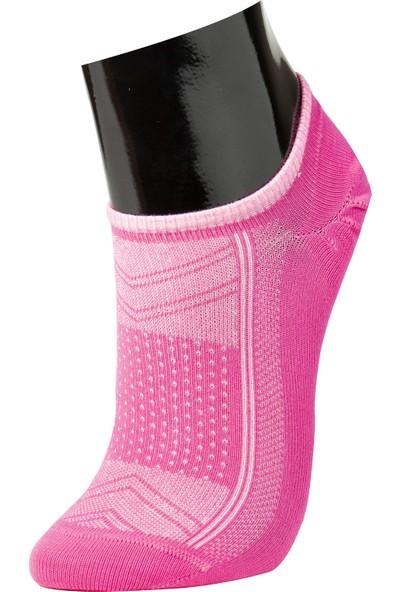 Roff Taktel Kadın Yürüyüş Çorabı 6'lı Çok Renkli 36 - 40
